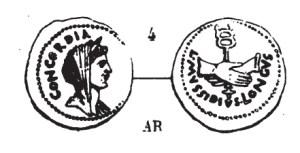 Denier Mussidia _ RRC 494/41