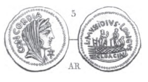 Denier Mussidia _ RRC 494/42