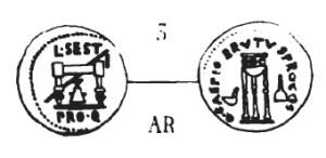 Quinaire Brutus _ RRC 502/4