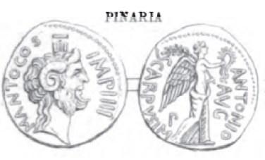 Denier Pinaria _ RRC 546/2