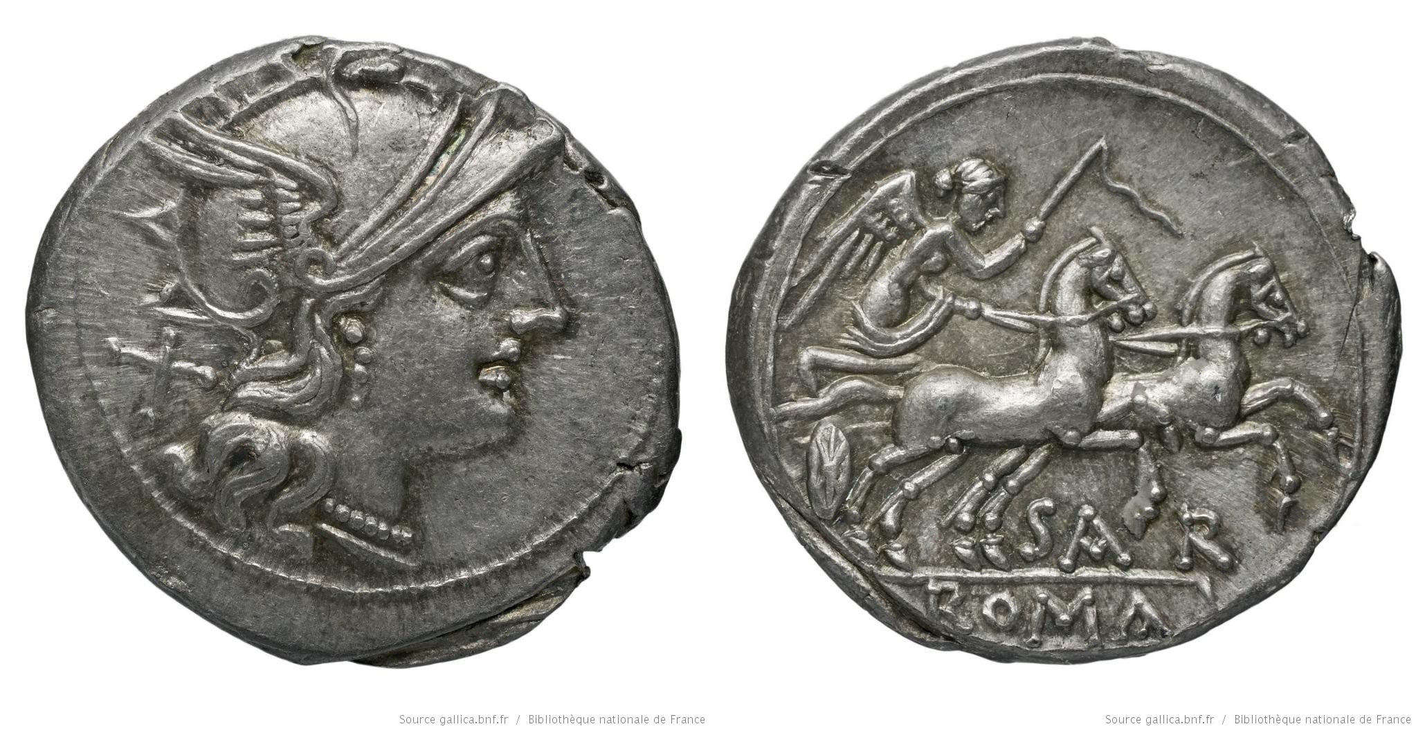 You are currently viewing 801AT – Denier Atilia – Sextus Atilius Serranus