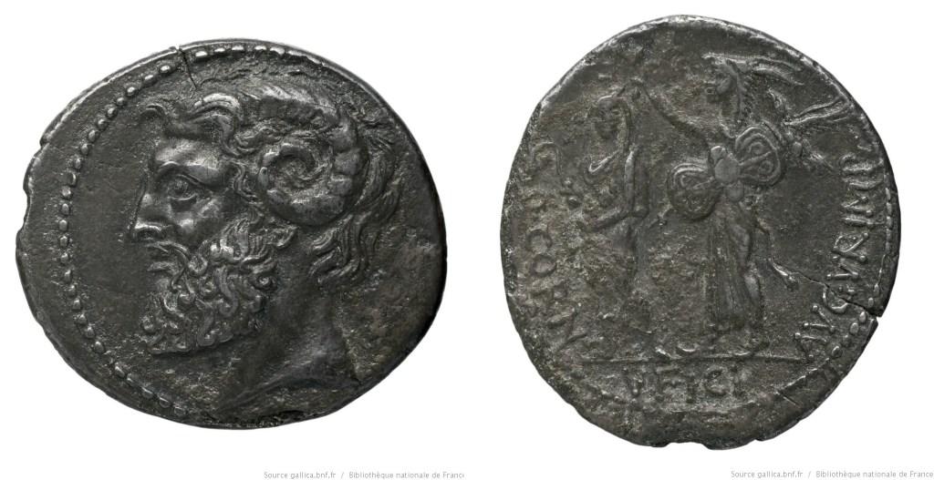 Read more about the article 1661CO – Denier Cornuficia – Quintus Cornuficius