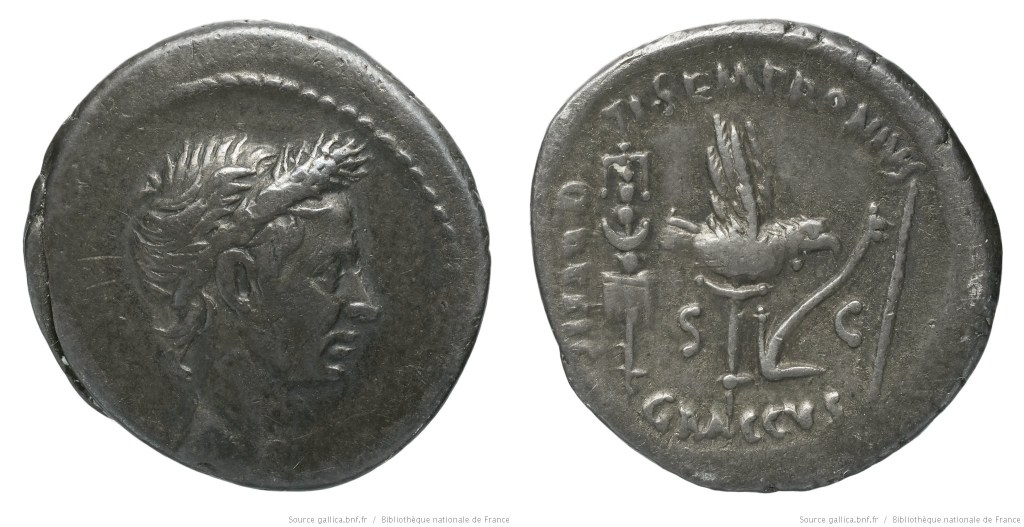 Read more about the article 1710JU – Denier César – Tiberius Sempronius Graccus