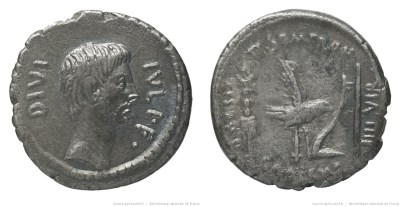 1709JU – Denier Octave – Tiberius Sempronius Graccus
