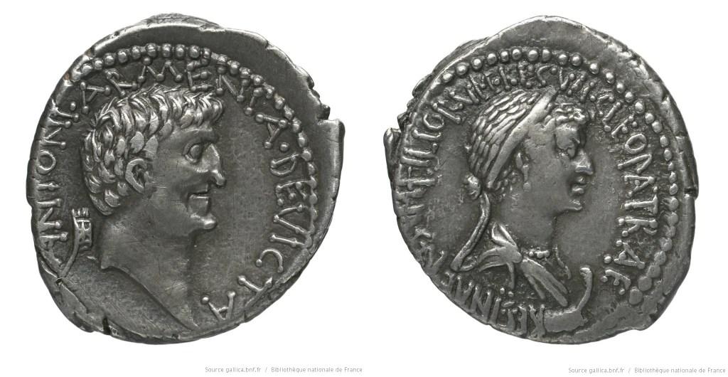 Read more about the article 1750AN – Denier Marc Antoine –  Marcus Antonius