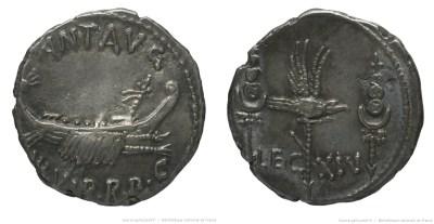 1779AN – Denier Marc Antoine – Marcus Antonius