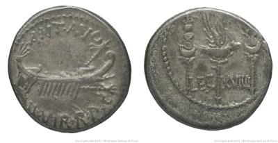 1784AN – Denier Marc Antoine – Marcus Antonius