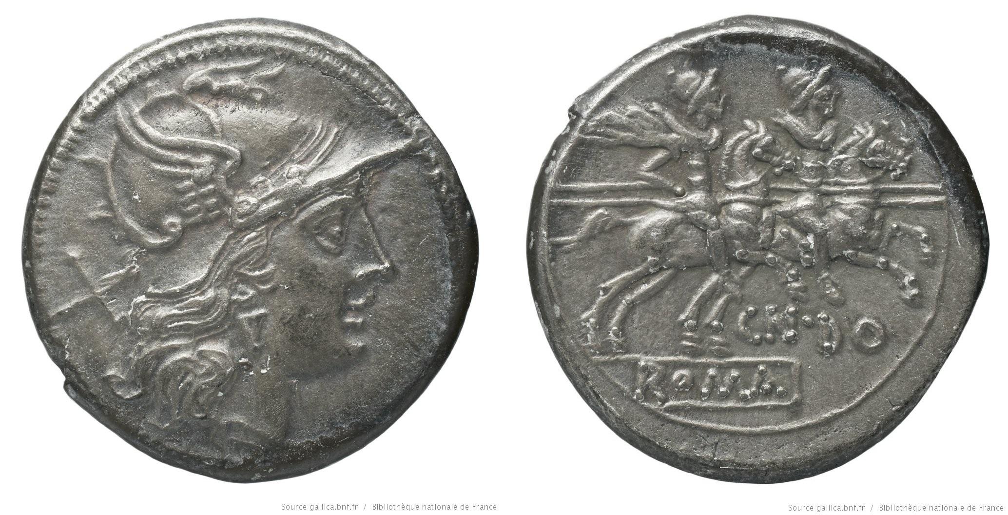 You are currently viewing 598DO – Denier Domitia – Cnaius Domitius Ahenobarbus