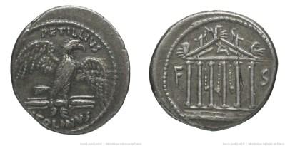 Read more about the article 1561PE – Denier Petillia – Petillius Capitolinus
