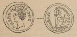Aureus Lépide _ RRC 494/7b