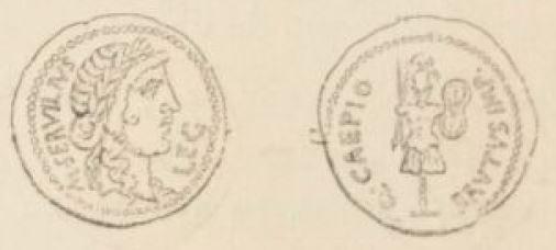 Aureus Brutus _ RRC 505/4