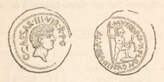 Aureus Octave _ RRC 494/9