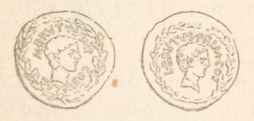 Aureus Brutus _ RRC 506/1