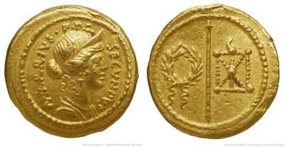 Read more about the article 1673AR – Aureus Arria – Marcus Arrius Secundus