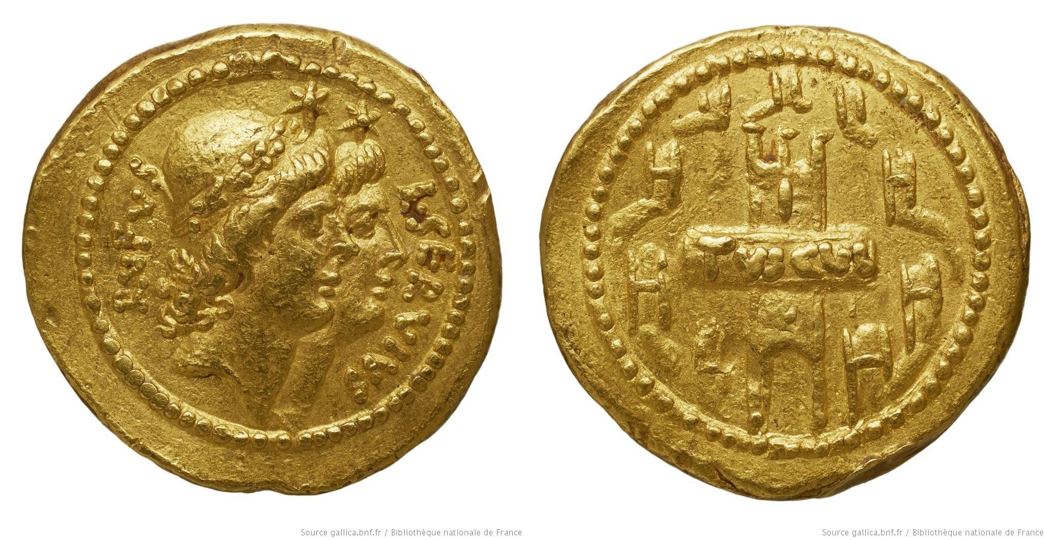 You are currently viewing 1678SU – Aureus Sulpicia _ Lucius Servius Sulpicius Rufus