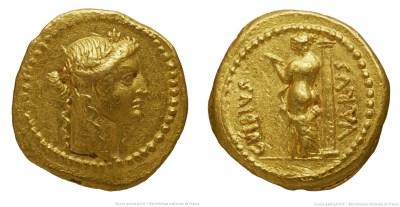 Read more about the article 1612VI – Aureus Vibia – Caius Vibius Varus