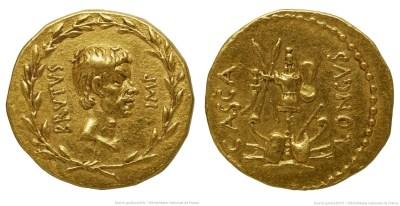 Read more about the article 1655JU – Aureus Brutus – Publius Servilius Casca