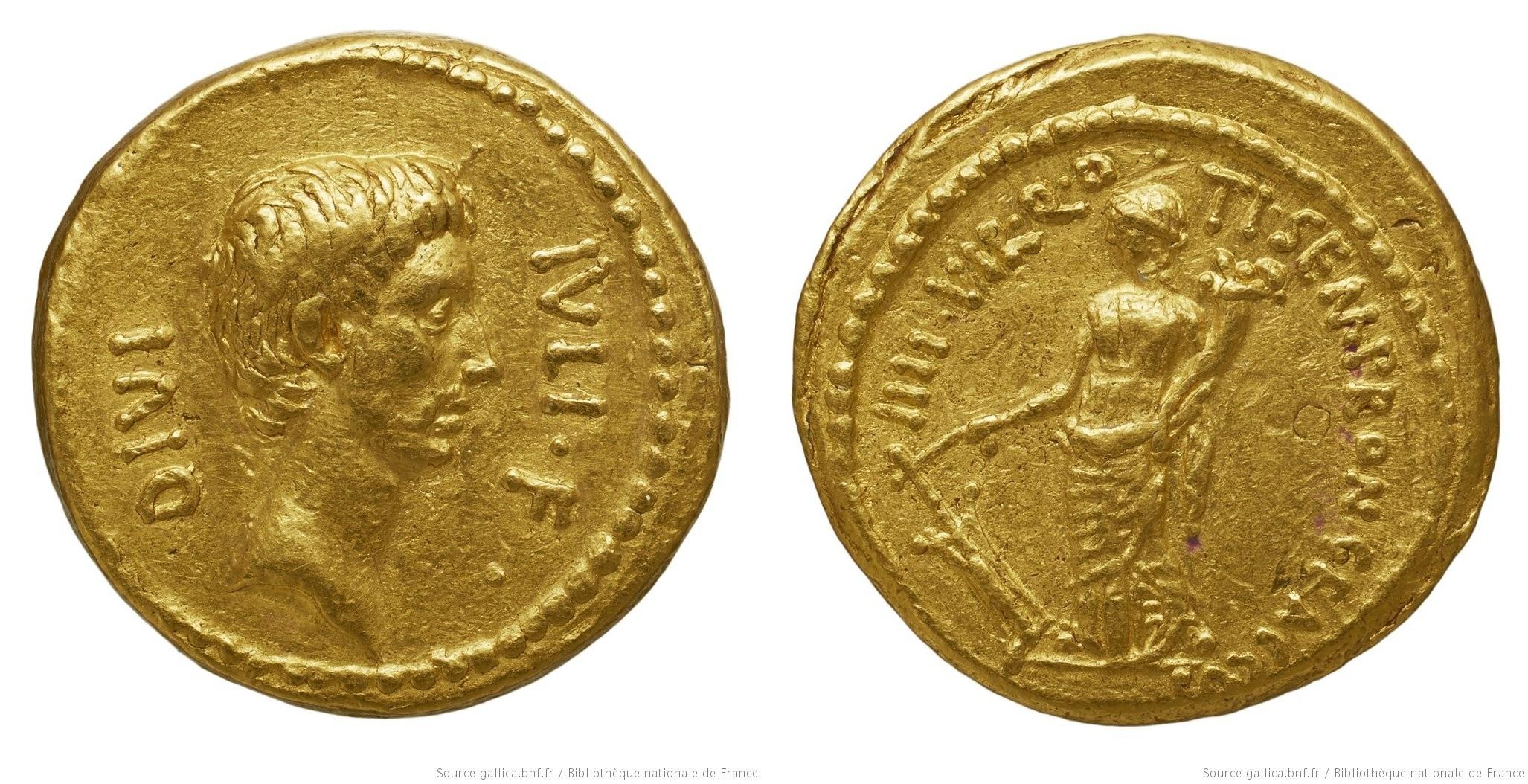 You are currently viewing 1708JU – Aureus Octave – Tiberius Sempronius Graccus