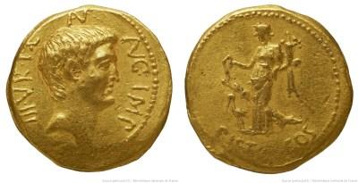 Read more about the article 1680AN – Aureus Marc Antoine – Marcus Antonius