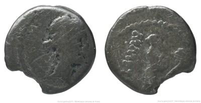 1549ME – Sesterce Mettia – Marcus Mettius