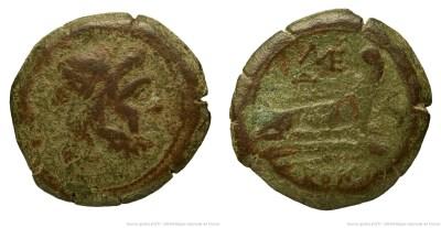 Read more about the article 533CA – Semis Caecilia – Caecilius Metellus