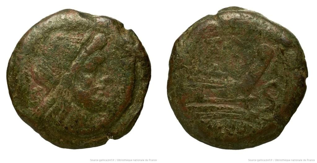 Read more about the article 541BA – Semis Baebia – Cnaeus Baebius Tampilus