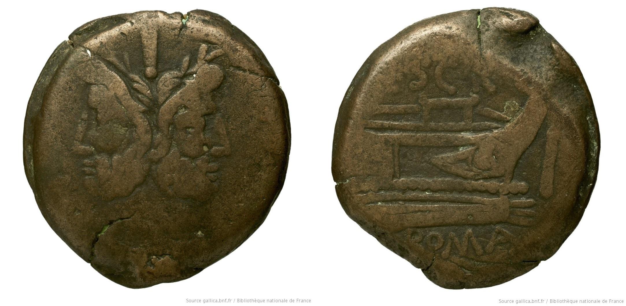 814SC – As Scribonia – Caius Scribonius
