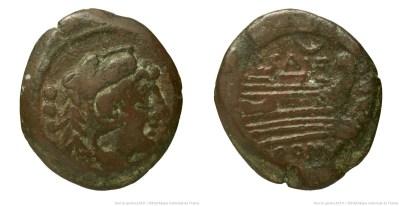 832SA – Quadrans Saufeia – Lucius Saufeius