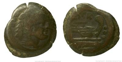 Read more about the article 817SC – Quadrans Scribonia – Caius Scribonius