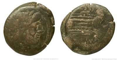 815SC – Semis Scribonia – Caius Scribonius