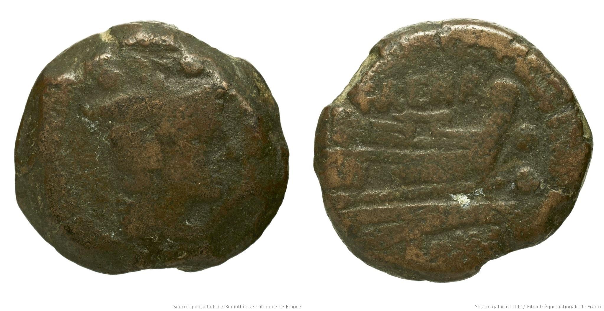 739LI – Sextans Licinia – Licinius Murena