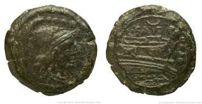 831SA – Triens Saufeia – Lucius Saufeius