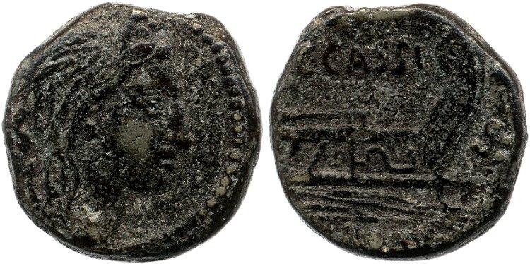 1033CA – Bes Cassia – Caius Cassius