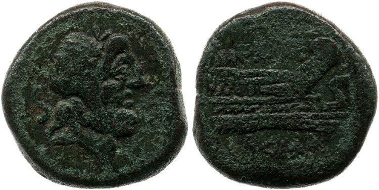 1056FA – Semis Fannia – Marcus Fannius