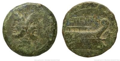 1237TI – As Tituria – Lucius Titurius Sabinus