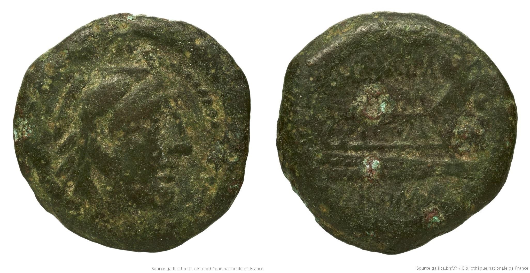 982AB – Quadrans Aburia – Marcus Aburius Geminus