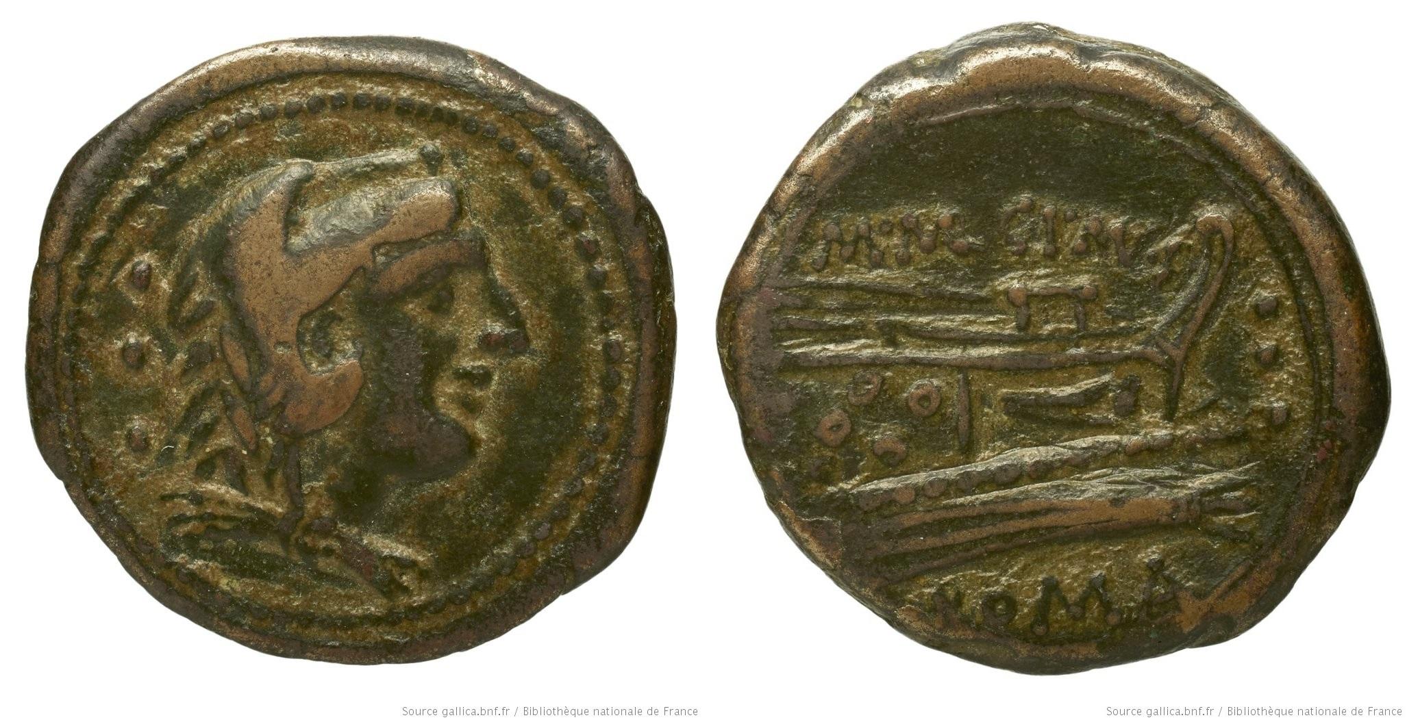 964MA – Quadrans Marcia – Marcus Marcius