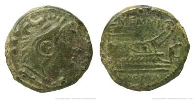 1140ME– Quadrans Memmia – Lucius Memmius Galerius