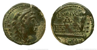 976MI – Quadrans Minucia – Lucius Minucius