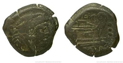 882SE – Quadrans Sempronia – Lucius Sempronius Pitio