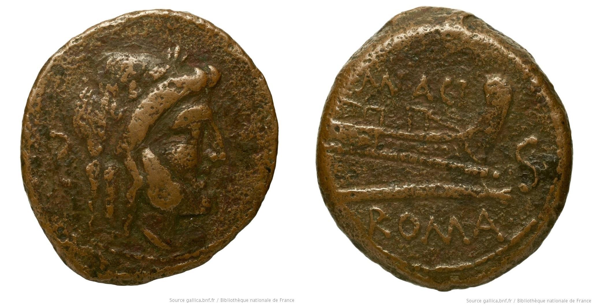 You are currently viewing 1046AC – Semis Acilia – Manius Acilius Glabrio