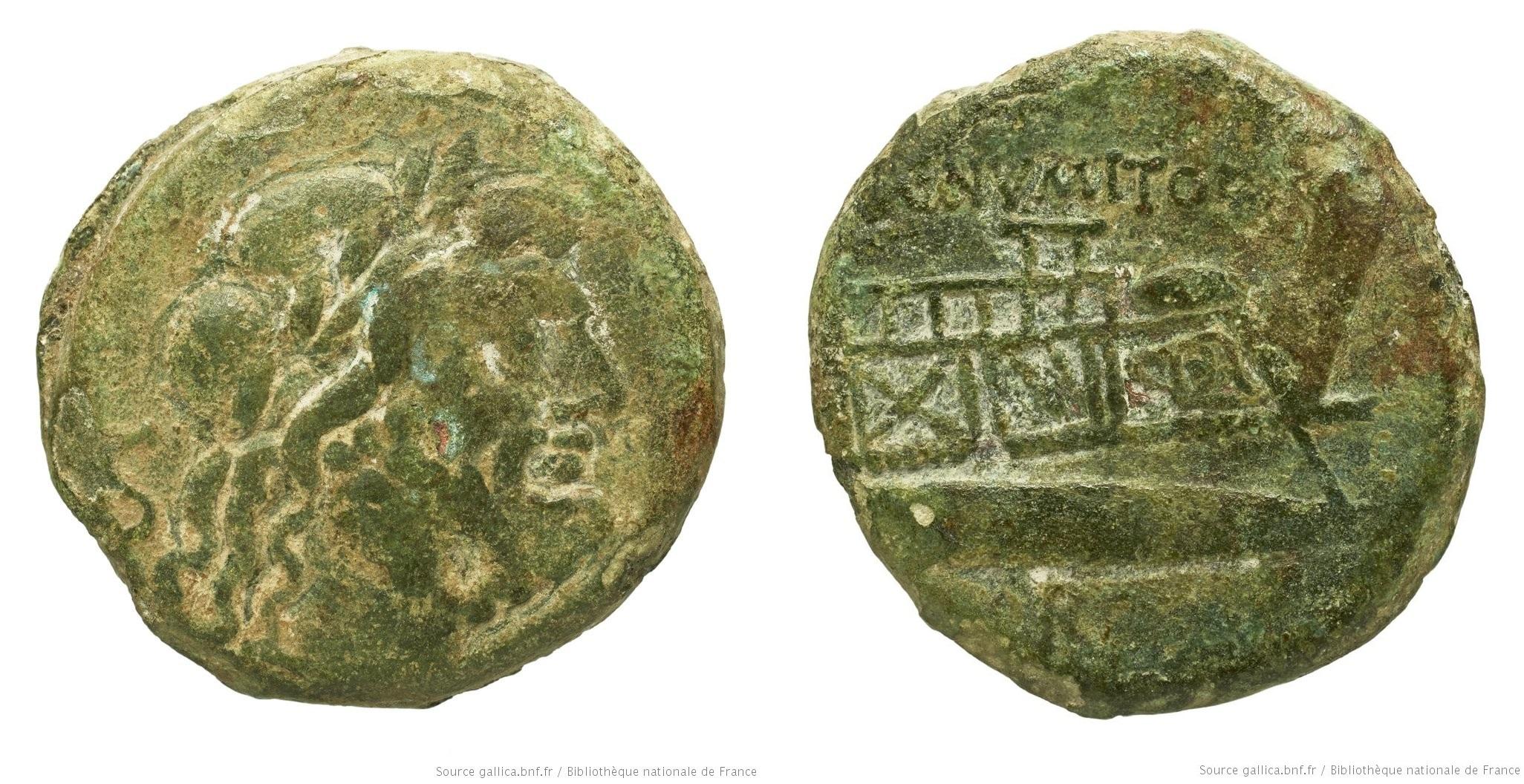 966NU – Semis Numitoria – Caius Numitorius