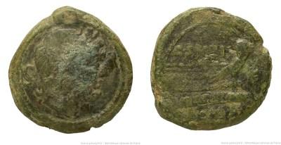 1135SU – Semis Sulpicia – Caius Sulpicius Galba
