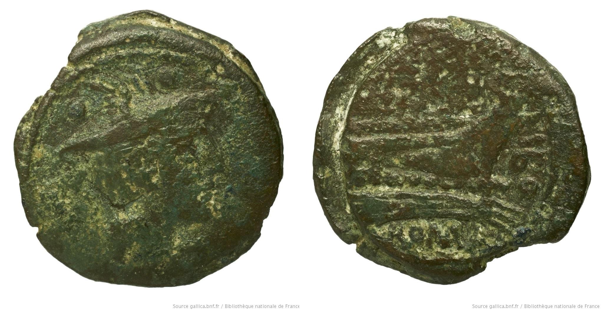 876MA – Sextans Marcia – Quintus Marcius Libo