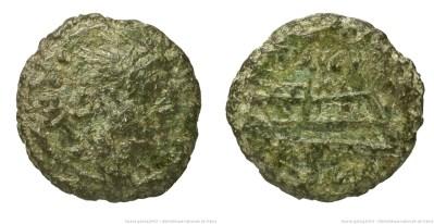 956MI – Sextans Minucia – Tiberius Minucius