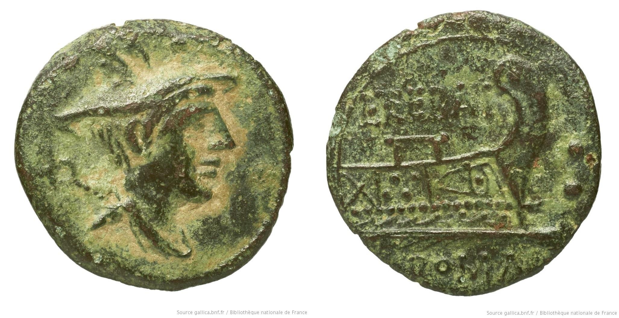 You are currently viewing 945TR – Sextans Trebania – Lucius Trebanius