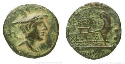 945TR – Sextans Trebania – Lucius Trebanius