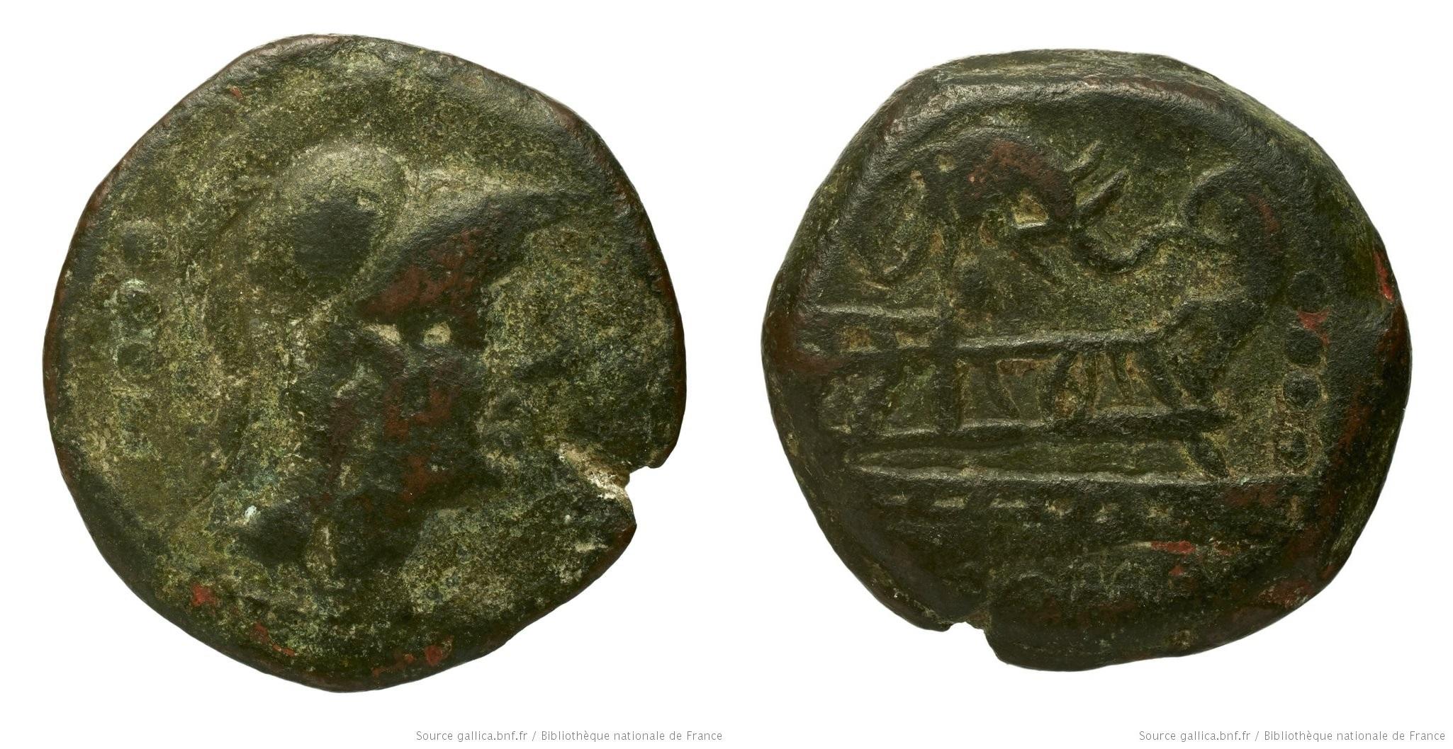 You are currently viewing 1016CA – Triens Caecilia – Lucius Cæcilius Metellus