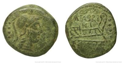 985FA – Triens Fabrinia – M. Fabrinius