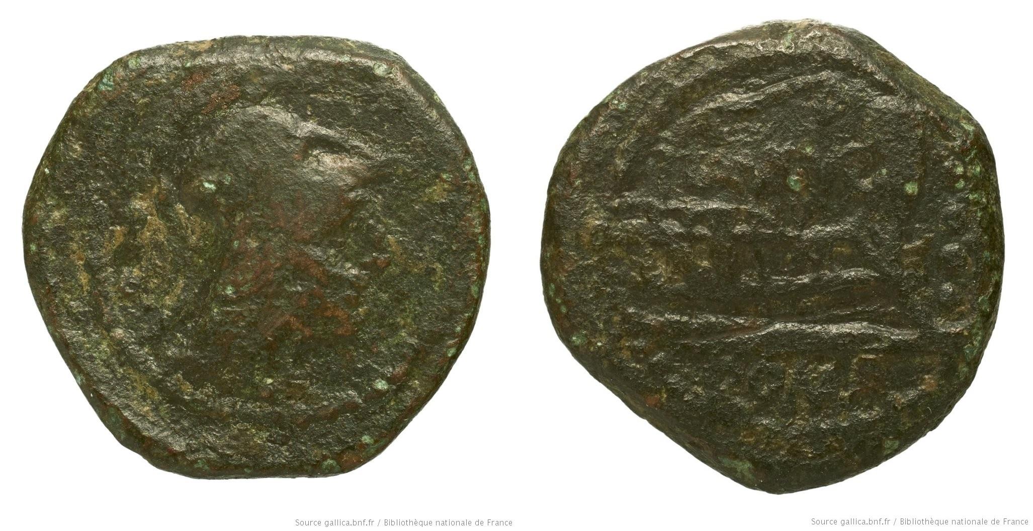 You are currently viewing 954MI – Triens Minucia – Tiberius Minucius